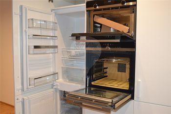 Siemens vestavěné spotřebiče - Pronájem bytu 2+kk v osobním vlastnictví 62 m², Prostějov