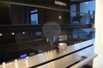 vestavěné spotřebiče Siemens - Pronájem bytu 1+1 v osobním vlastnictví 31 m², Prostějov