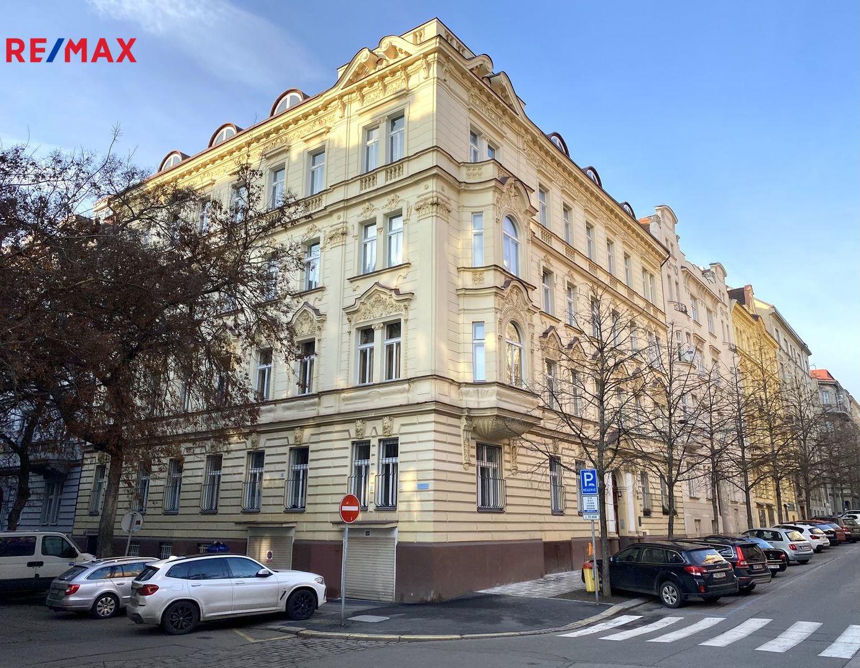 Pronájem bytu 2+kk v osobním vlastnictví 54 m², Praha 2 - Vinohrady