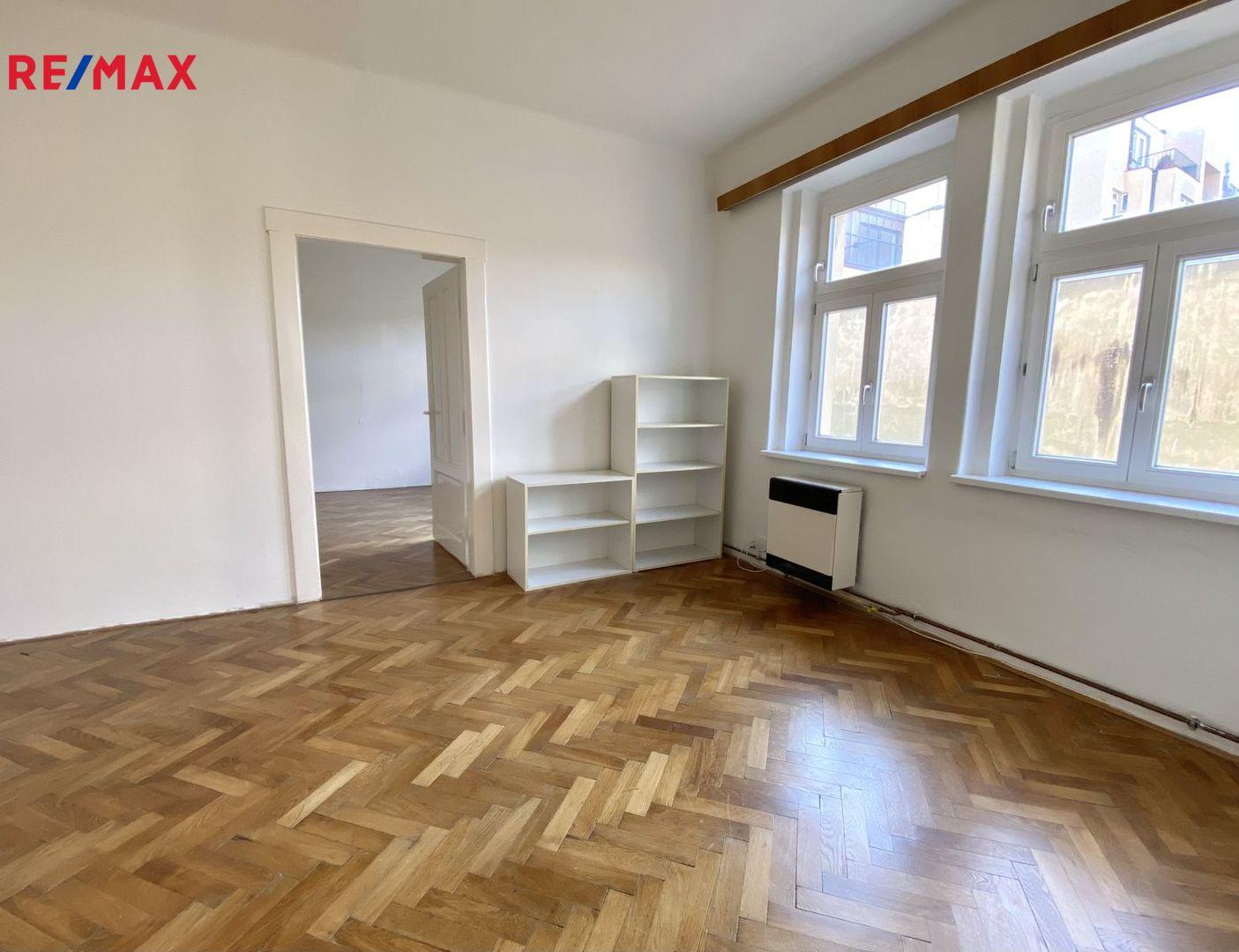 Pronájem bytu 2+1 v osobním vlastnictví 60 m², Praha 8 - Karlín