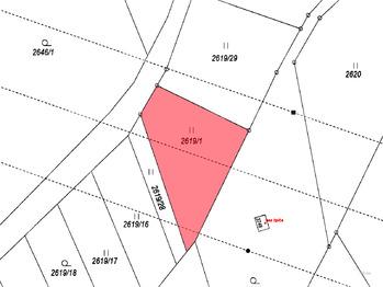 Prodej pozemku 660 m², Česká Třebová