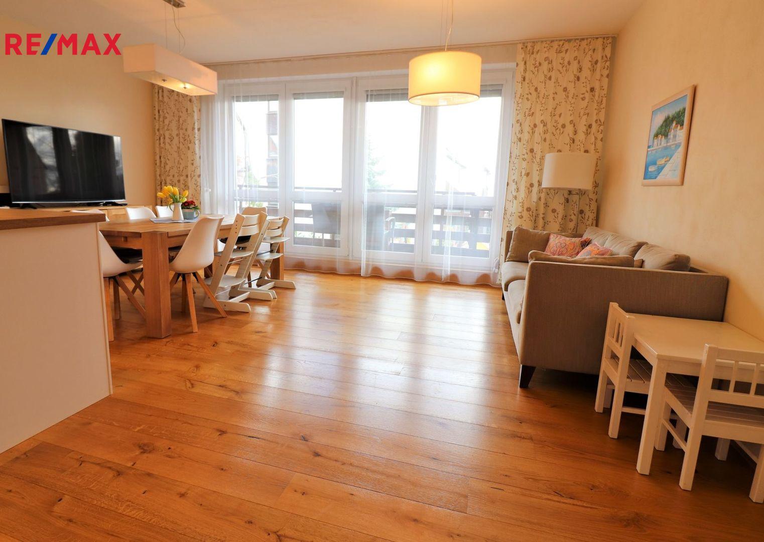 Prodej bytu 7+1 v osobním vlastnictví 380 m², Praha 6 - Řepy