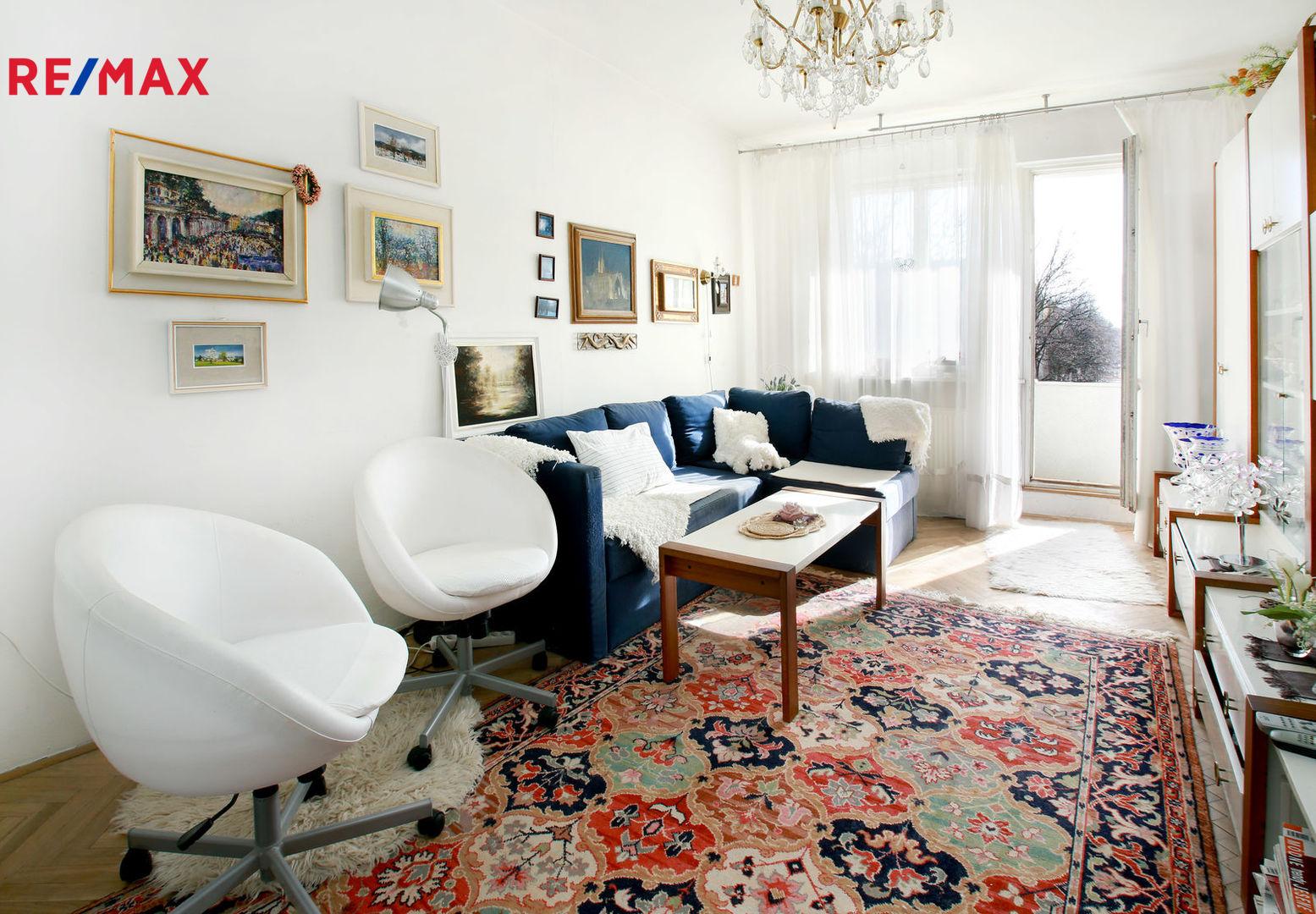 Prodej bytu 2+1 v osobním vlastnictví 54 m², Praha 6 - Veleslavín