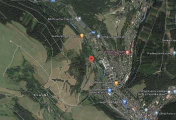 Prodej pozemku 3136 m², Kraslice