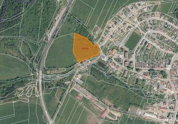 Prodej pozemku 15626 m², Dolní Dvořiště