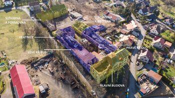 Prodej komerčního objektu 6622 m², Kamenický Šenov