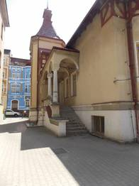 Prodej nájemního domu 800 m², Teplice