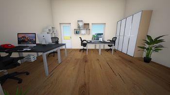 Pronájem kancelářských prostor 30 m², Červený Újezd