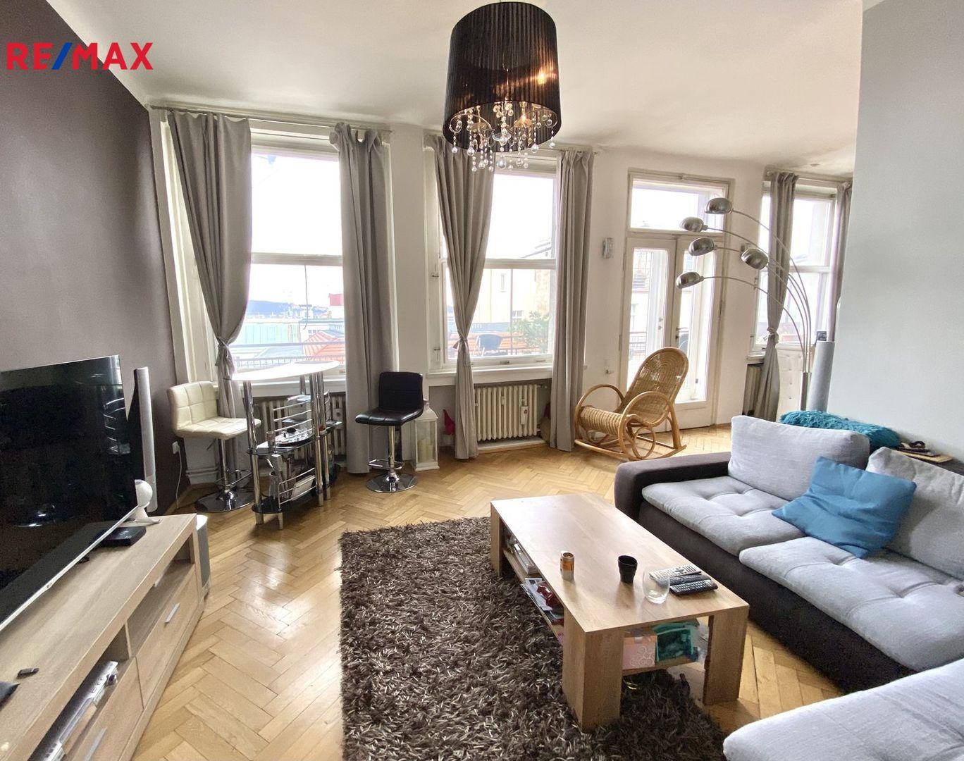 Pronájem bytu 3+kk v osobním vlastnictví 90 m², Praha 1 - Staré Město