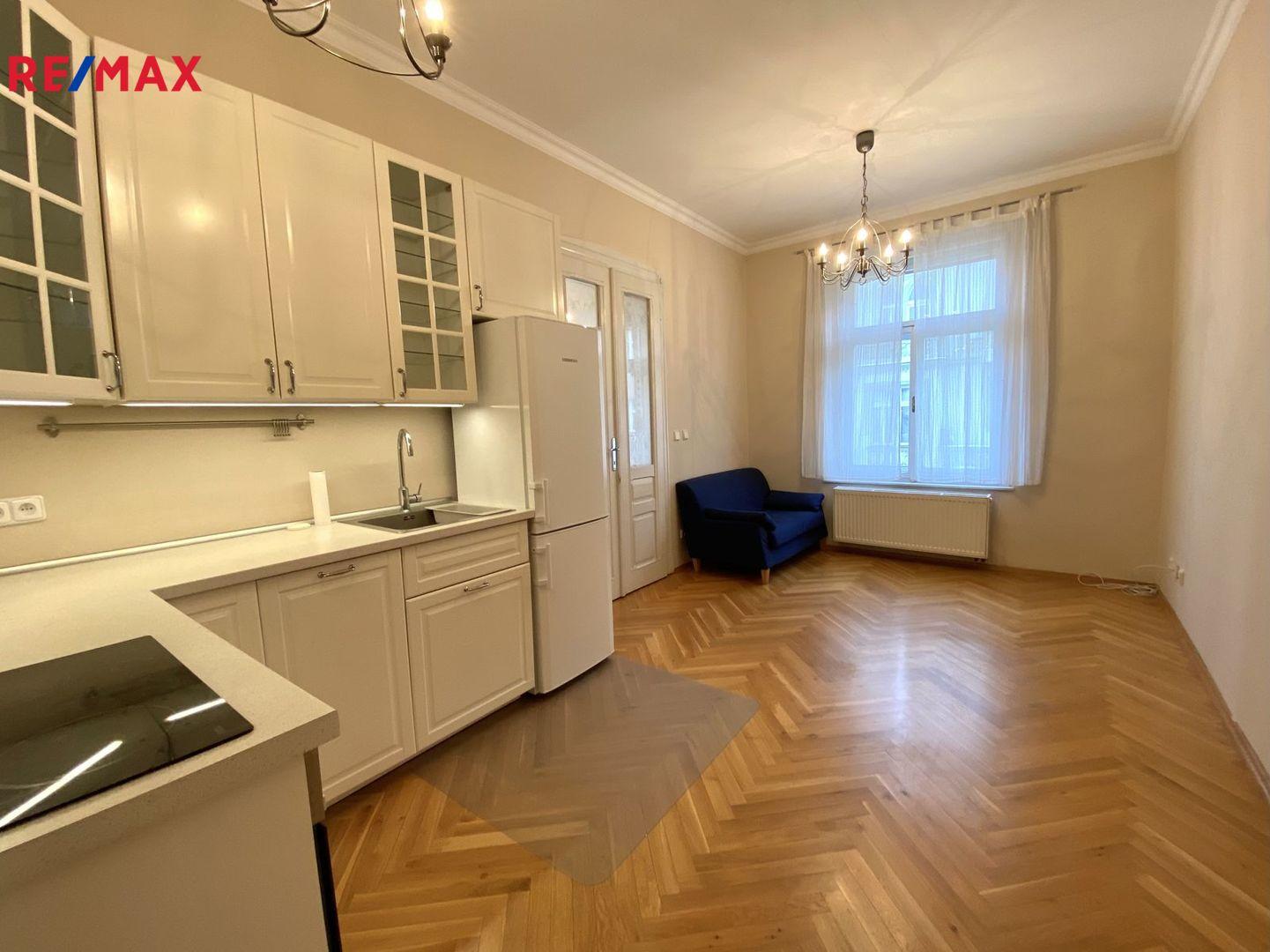 Pronájem bytu 2+1 v osobním vlastnictví 68 m², Praha 10 - Vršovice