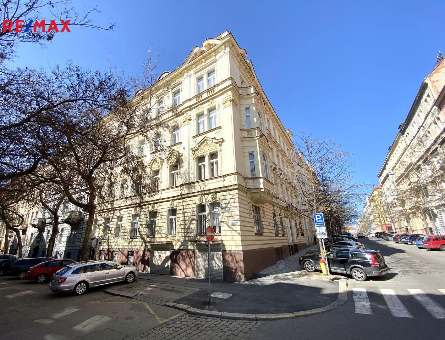 Prodej obchodních prostor 103 m², Praha 2 - Vinohrady