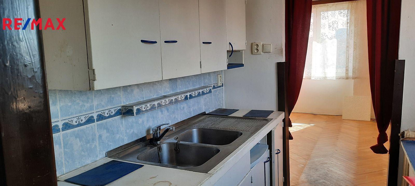 Prodej bytu 3+1 v osobním vlastnictví 54 m², Praha 4 - Záběhlice (