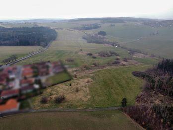 Prodej pozemku 1000 m², Příbram