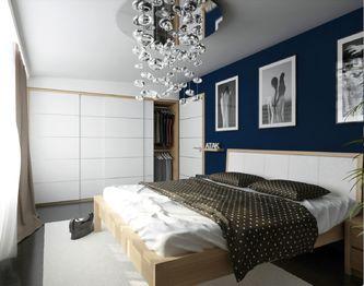 Vizualizace - kuchyňský kout - Prodej bytu 2+1 v osobním vlastnictví 54 m², Brno