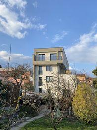 Stav stavby Rezidence Bosonohy k 22.4.2021 - Prodej bytu 2+1 v osobním vlastnictví 54 m², Brno
