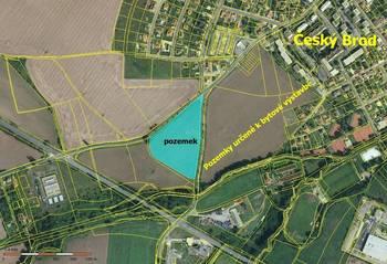 Prodej pozemku 20875 m², Český Brod
