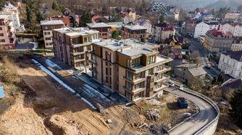 Prodej bytu 3+kk v osobním vlastnictví 369 m², Karlovy Vary