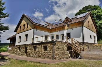 Prodej penzionu 1059 m², Machov