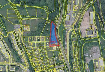 Prodej pozemku 2685 m², Vimperk