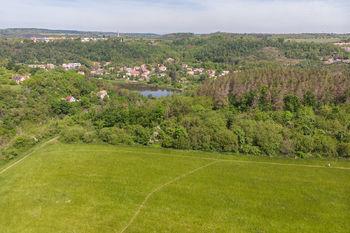 Západní část sadu - Prodej pozemku 14749 m², Roztoky