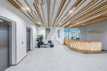 Pronájem kancelářských prostor 11 m², Praha 4 - Nusle