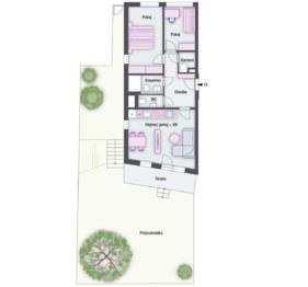 Prodej bytu 3+1 v osobním vlastnictví 82 m², Praha 2 - Vinohrady