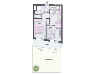 Prodej bytu 2+1 v osobním vlastnictví 80 m², Praha 2 - Nové Město
