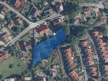 Prodej pozemku 2049 m², Liberec (ID 265-NP00316)
