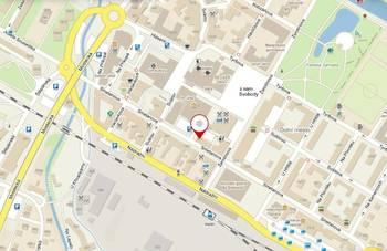 Pronájem obchodních prostor 91 m², Vsetín