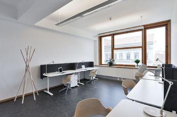 Pronájem kancelářských prostor 110 m², Praha 1 - Hradčany