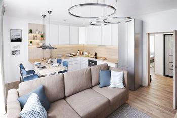 Prodej bytu 4+kk v osobním vlastnictví 86 m², Praha 3 - Žižkov