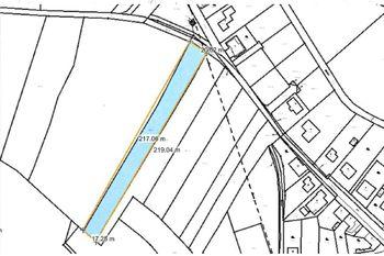 Prodej pozemku 3888 m², Kolín