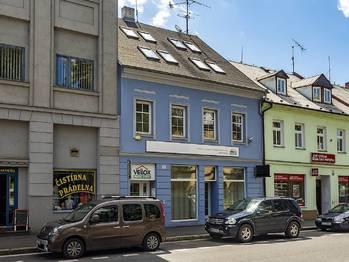 Pronájem komerčního objektu 649 m², Česká Lípa