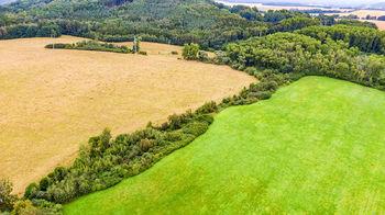 Prodej pozemku 21236 m², Brniště
