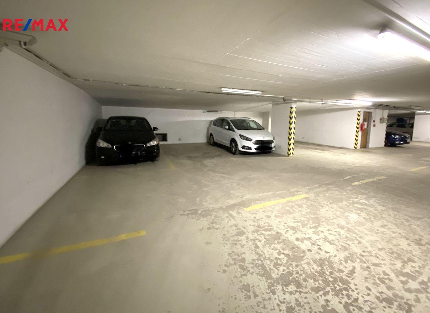 Prodej garáže 13 m², Praha 5 - Stodůlky