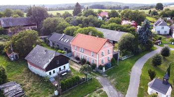Prodej domu 1250 m², Rokytá