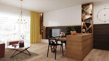 Prodej bytu 2+1 v osobním vlastnictví 68 m², České Budějovice