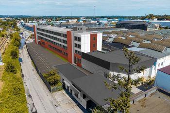 Vizualizace - Prodej obchodních prostor 4000 m², České Budějovice