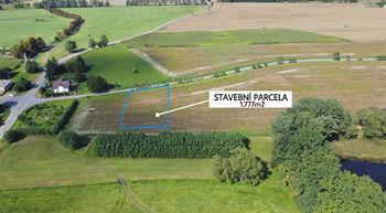 Prodej pozemku 33178 m², Putim