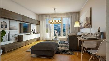 Prodej bytu 4+kk v družstevním vlastnictví 103 m², Praha 9 - Černý Most