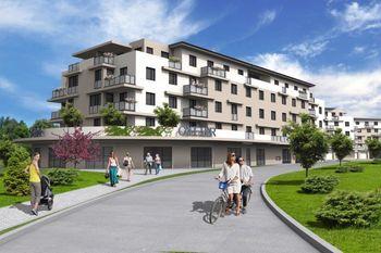 Prodej bytu 2+kk v osobním vlastnictví 40 m², Šestajovice