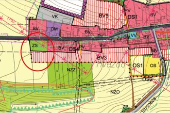 Prodej pozemku 4350 m², Malíkovice