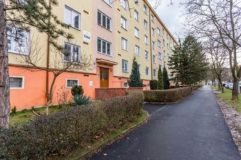Pronájem bytu 2+1 v družstevním vlastnictví 55 m², Most