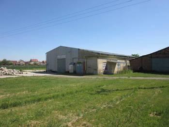 Prodej komerčního objektu (průmyslový areál), 10000 m2, Kostice