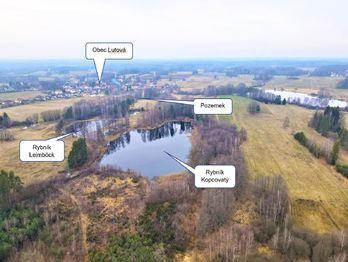 Prodej pozemku, 52481 m2, Chlum u Třeboně