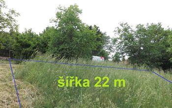 Prodej pozemku, 2415 m2, Boskovice