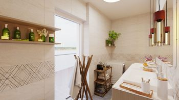 Prodej bytu 4+kk v osobním vlastnictví, 105 m2, České Budějovice