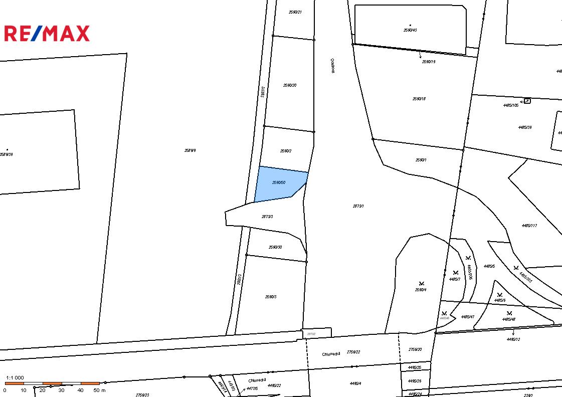 Prodej pozemku, 382 m2, null