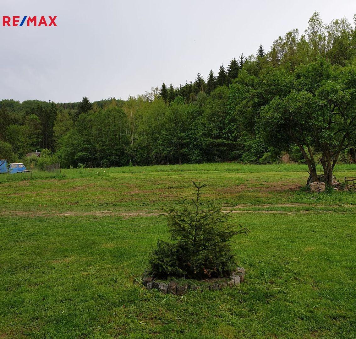 Prodej pozemku, 7297 m2, Horní Bezděkov