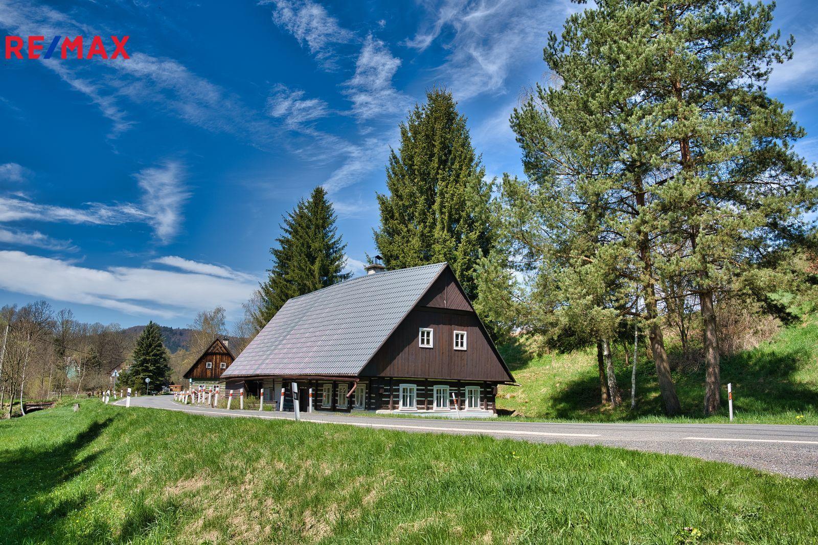 Prodej chaty / chalupy, 118 m2, Jívka